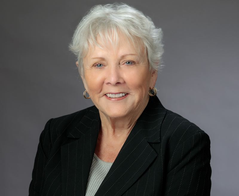 COURTESY PHOTO - Former speaker of the House Bev Clarno was selected Friday, March 29, to fill the remainder of late Secretary of State Dennis Richardsons term.