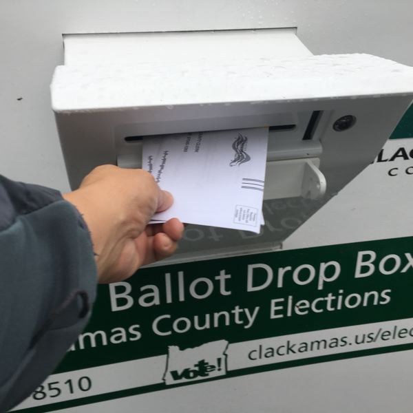 PMG FILE PHOTO - A proposed state constitutional amendment would give 16-year-olds the right to vote. It's one of a couple of campaign-related amendments considered by lawmakers.