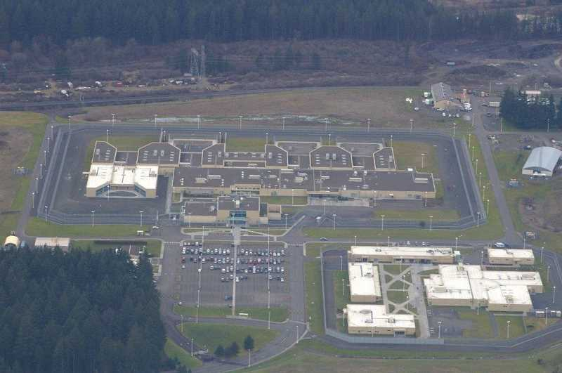 COURTESY PHOTO: COFFEE CREEK CORRECTIONAL FACILITY - Coffee Creek Correctional Facility was built in Wilsonville in 2001 after siting controversy in the later 1990s.