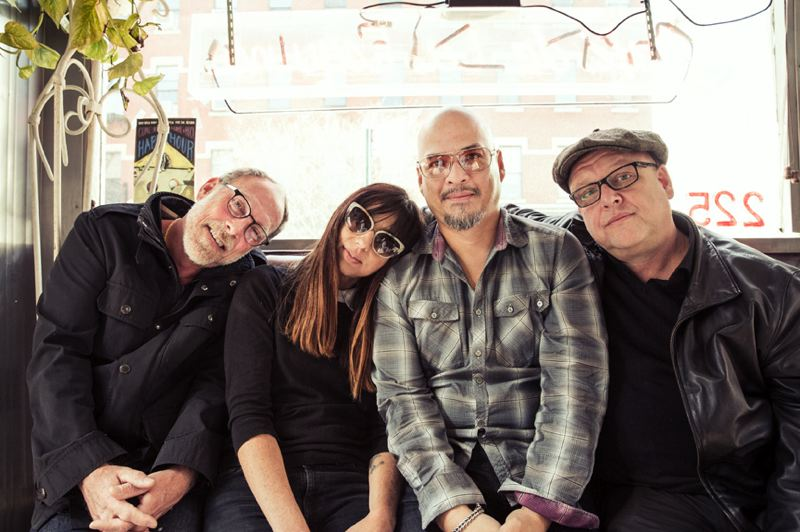 COURTESY PHOTO - The Pixies, an influential and pioneering band of the late '80s alt/rock movement, join Weezer at Moda Center, April 6.