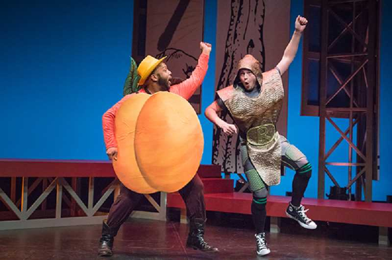 COURTESY PHOTO - Oregon Childrens Theatre will present a sensory-friendly performance of The Legend of Rock, Paper, Scissors! April 6 at 11 a.m. at the Winningstad Theatre in Portland.