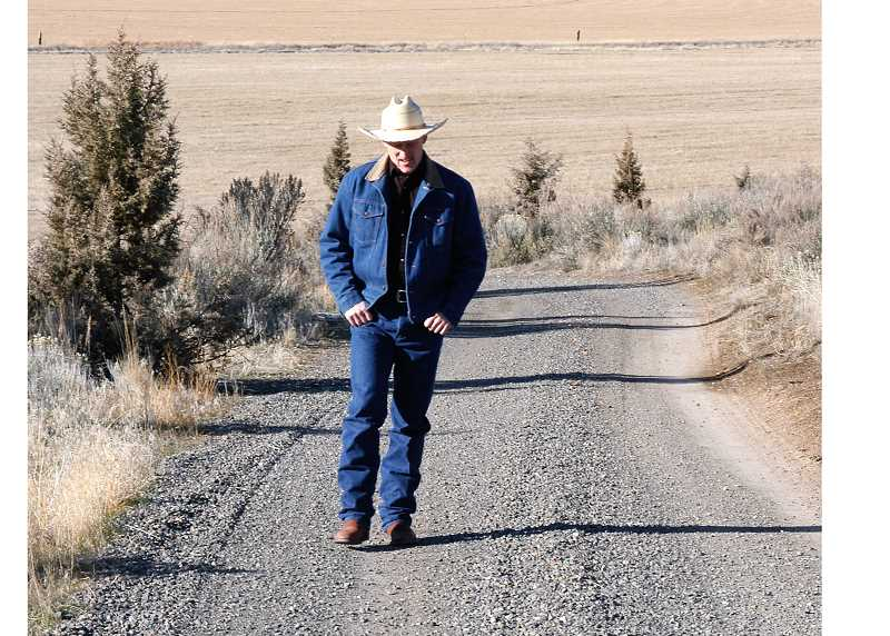 PHOTO COURTESY OF CHARLIE WALKER   - Prineville's Charlie Walker, a Christian Country artist, will perform at Cowboy Church in Powell Butte Saturday evening, April 13.