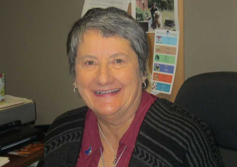 SUBMITTED PHOTO - Carol Leone, the retired executive director of the Museum at Warm Springs, will be the speaker for the Jefferson County Historical Society's annual dinner.