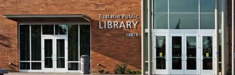 COURTESY TUALATIN PUBLIC LIBRARY - The Tualatin Library Foundation fundraiser for the Tualatin Public Library is set for Saturday, April 13, from 7 to 10 p.m.