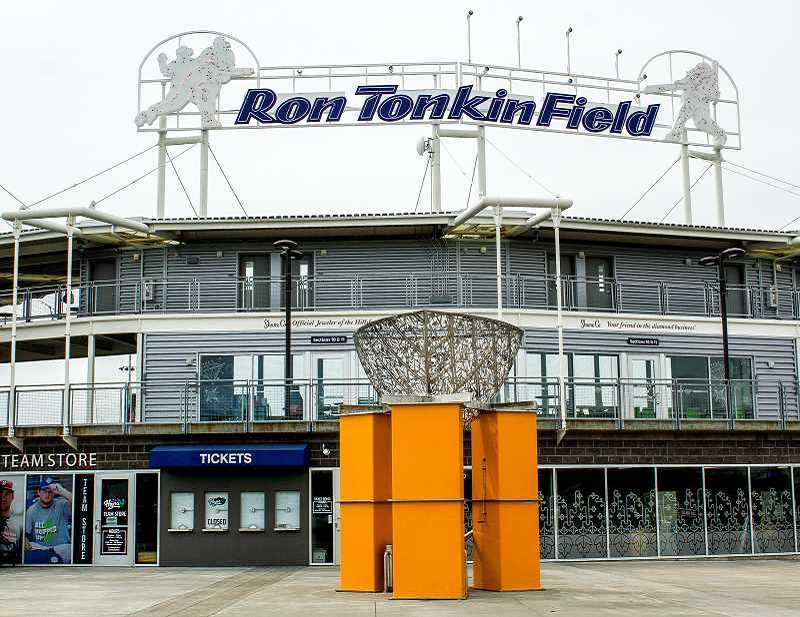 PMG FILE PHOTO - The Hillsboro Hops will hold a job fair for about 60 part-time jobs at Ron Tonkin Field on Saturday, April 13