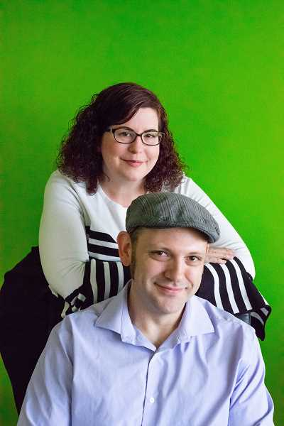 COURTESY OF TIGARD CHAMBER OF COMMERCE - Megan and Nicholas De Salvo, who own Edge One Media, have been named the 2019 Tigard Chamber Business of the Year.