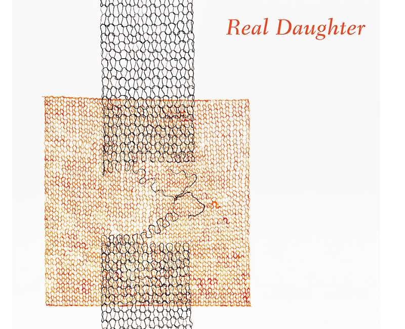 SUBMITTED PHOTO - Lynn Otto's first book of poems, titled 'Real Daughter,' was recently released to the public by Unicorn Press.