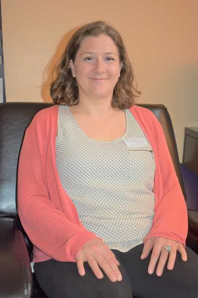 PMG PHOTO: EMILY LINDSTRAND - Laura Edwards is a counselor at Orchid Healths Wade Creek Clinic.