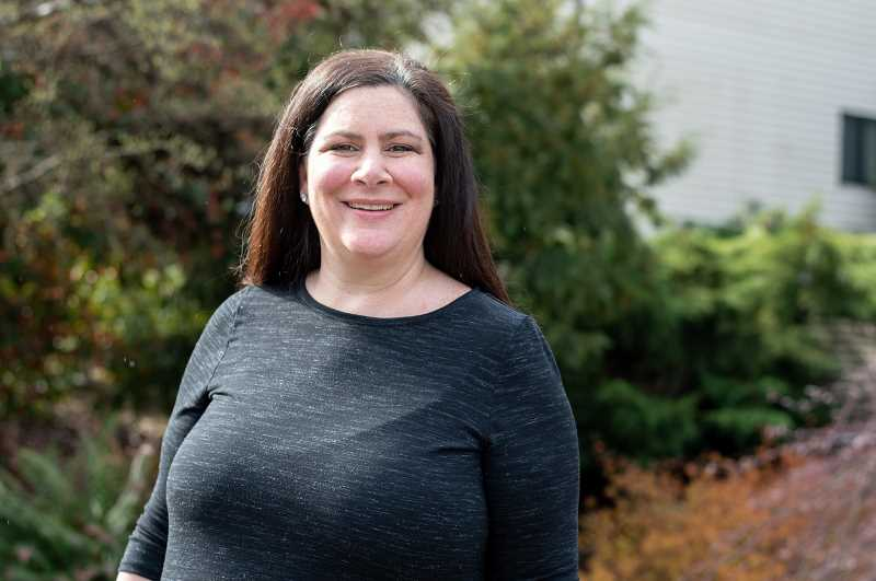 PMG PHOTO: CLARA HOWELL  - If elected, Gail Greenman wants to bring her experience in education and public policy to the WL-WV School Board.