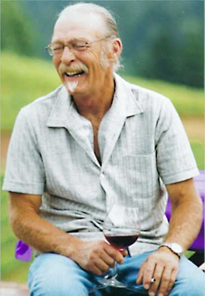 SUBMITTED PHOTO - Bella Vida Winery donated $11,340 to the NHS career and technical program on behalf of Ted Crawford, a local legend in the wine industry who died suddenly in 2012.