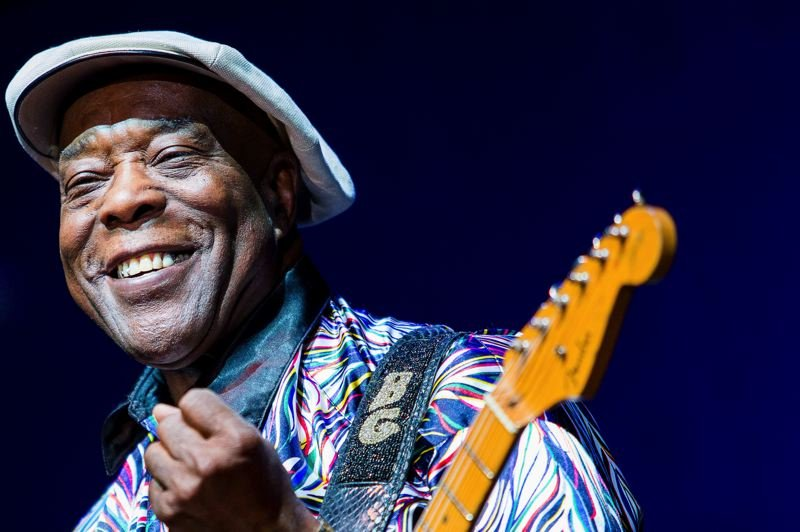 COURTESY PHOTO - The 10th annual Soul'd Out Music Festival welcomes legendary bluesman Buddy Guy.