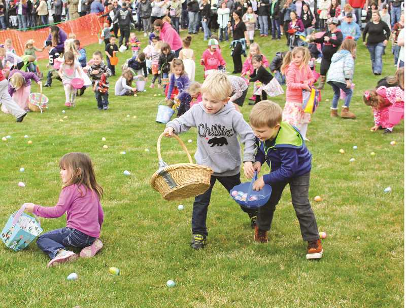 CENTRAL OREGONIAN FILE PHOTO