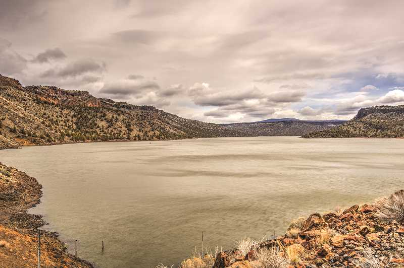 LON AUSTIN/CENTRAL OREGONIAN