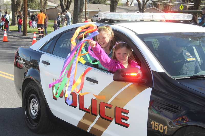 PIONEER FILE PHOTO - The Week of the Young Child parade and event is set for Saturday April 13.