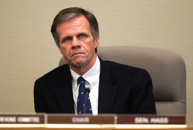 PMG FILE PHOTO - State Sen. Mark Hass of Beaverton was one of the leaders in a legislative tax proposal group.