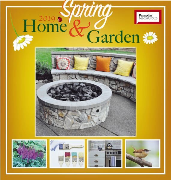 (Image is Clickable Link) Home and Garden Spring 2019