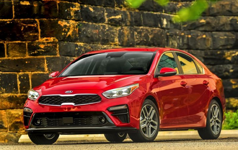 KIA MOTORS AMERICA - The redesigned 2019 Kia Forte is a handsome, well-engineered compact that is loaded with value and fun to drive.