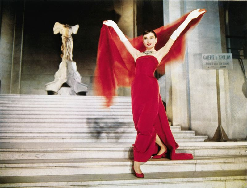 COURTESY: NORTHWEST FILM CENTER - 'A Tribute to Stanley Donen' at Whitsell Auditorium includes 'Funny Face' with Audrey Hepburn.