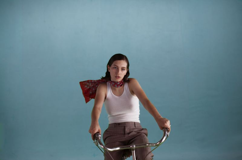 COURTESY: CLARE GILLEN - One less car: Brooklyn-based pop artist and queer icon King Princess comes to Portland April 24.