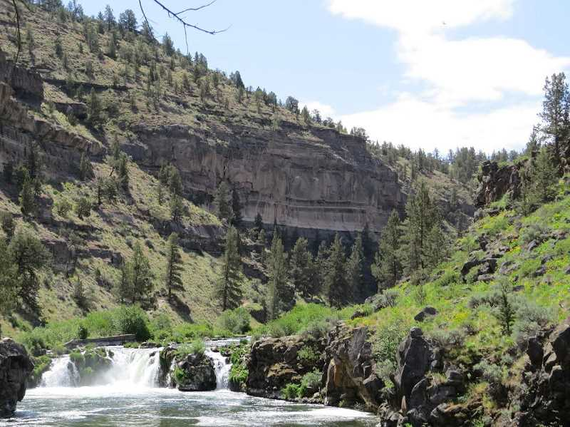 PHOTO BY MARTY WILSON - Friends and Neighbors of the Deschutes Canyon Area and other volunteers will clean up the Steelhead Falls Trail from 8 a.m. to 2 p.m. Saturday, April 20.