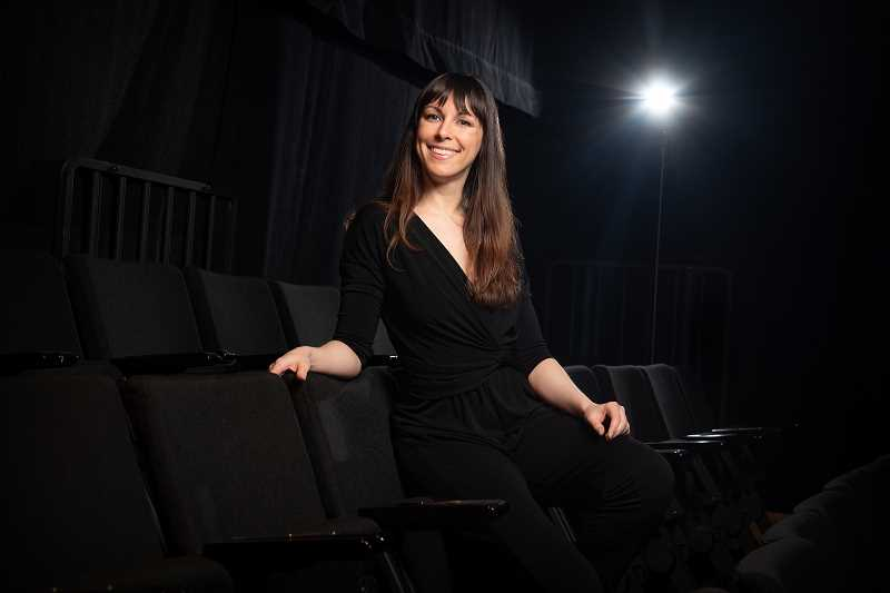 COURTESY PHOTO: BAG&BAGGAGE PRODUCTIONS - Cassie Greer is the new Artistic Director at Bag&Baggage Productions in Hillsboro.