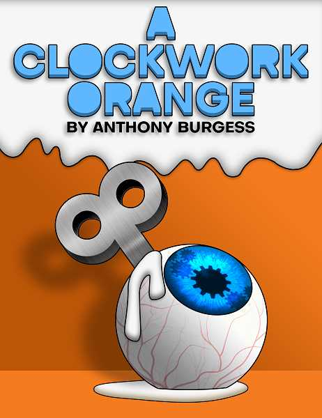 COURTESY PHOTO: BAG&BAGGAGE PRODUCTIONS - 'A Clockwork Orange' will premiere at The Vault Theater for the 2019-2020 Bag&Baggage Season, just in time for Halloween.