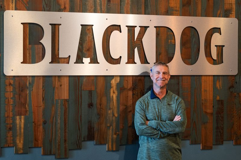 PMG PHOTO: CHRISTOPHER OERTELL - Phil Carow, owner of Phil's 1500 Subs in Forest Grove, opened up Blackdog Bar & Grill with two other Forest Grove residents earlier this month.