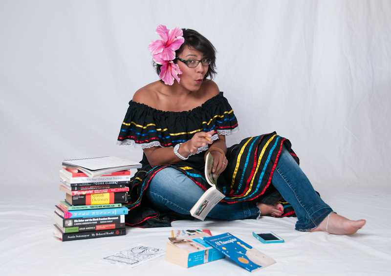 COURTESY PHOTO: WASHINGTON COUNTY COOPERATIVE LIBRARY SERVICES - Award-winning storyteller Jasmin Cardenas will perform as one of the featured storytellers at the 15th Art of the Story Festival.