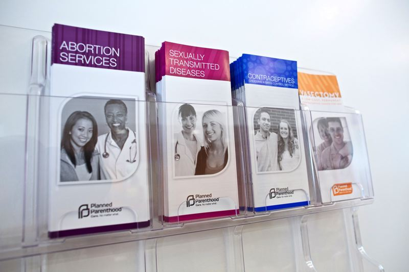 PMG FILE PHOTO - Although abortion in among the services that Planned Parenthood provides, it represents a small fraction of the reasons that patients seek care there, organization officials say.