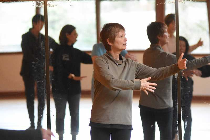 COURTESY PHOTO  - Learn all the benefits and movements in tai chi in an exploration class starting May 9.