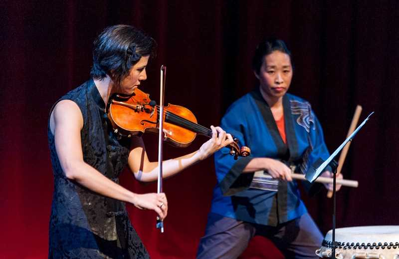 COURTESY PHOTO:RICH IWASKI - Fear No Music in conjunction with Portland Taiko will present Japanarama: The Ongoing Influence of Japanese Culture May 6.