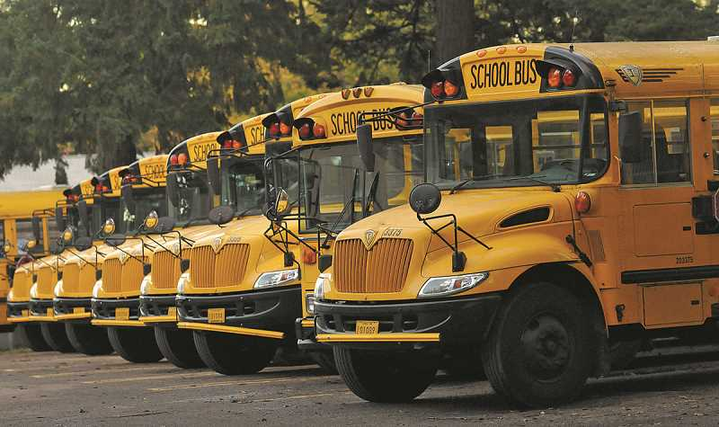 PMG FILE PHOTO - After the Development Review Commission voted unanimously earlier this month to deny the school districts application for a new bus barn, the Lake Oswego School Board will take a step back to review alternatives.