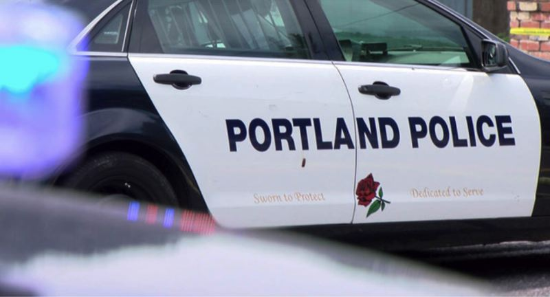FILE PHOTO - A Portland police car is shown here.