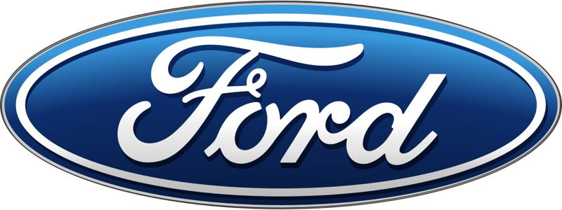 COURTESY FMC - The familiar Ford logo