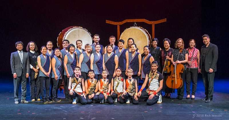 Fear No Music and Portland Taiko present Japanarama May 6 at the Old Church in downtown Portland.