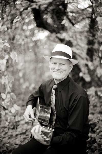 COURTESY PHOTO: MARK HANSON - Mark Hanson is one of the members to perform on Friday, May 3 at the Glenn and Viola Walters Cultural Arts Center, 527 E. Main St., Hillsboro.