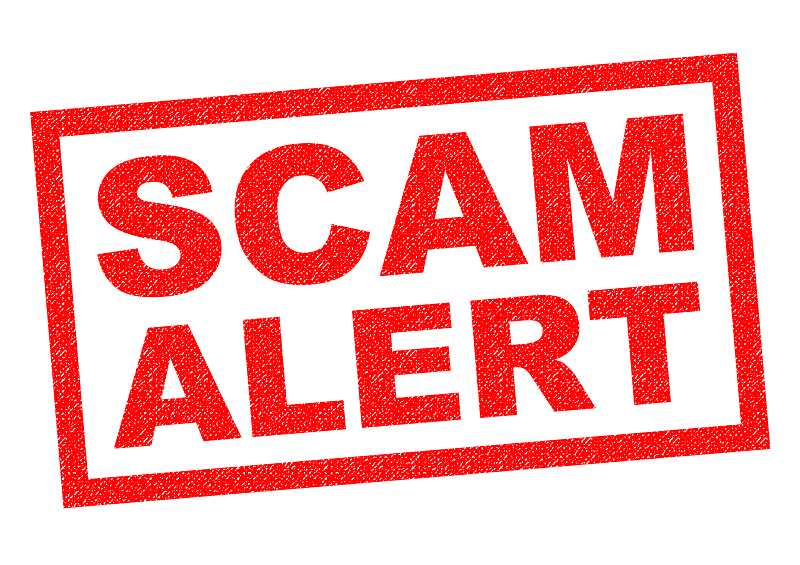 COURTESY PHOTO  - Learn how to avoid scams at a presentation taking place May 8 at 10 a.m. at the Lake Oswego Adult Community Center. The program is free, but registration will help prepare seating for the group.