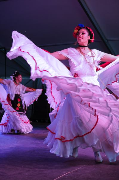 COURTESY: PGSCA - The Cinco de Mayo Fiesta, May 3-5, at Waterfront Park, will feature plenty of dancers.