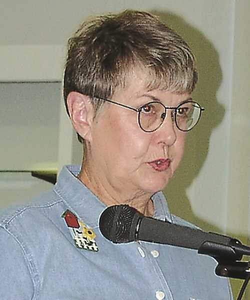 WOODBURN INDEPENDENT FILE PHOTO - Janice Lafollette