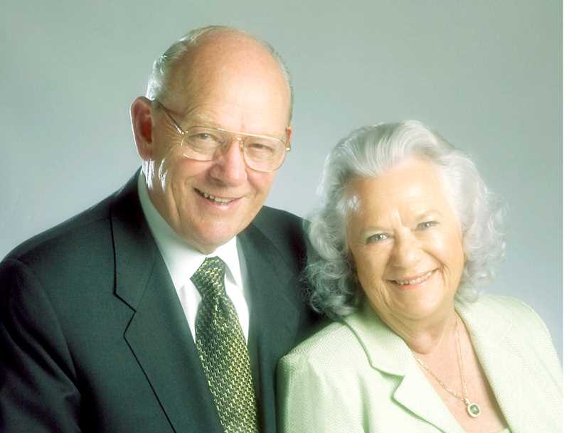 PHOTO COURTESY OF AUSTIN INDUSTRIES - Ken Austin Jr. and his wife Joan co-founded A-dec Inc. in 1964 and formed into the largest privately-owned dental equipment manufacturing company in the United States.