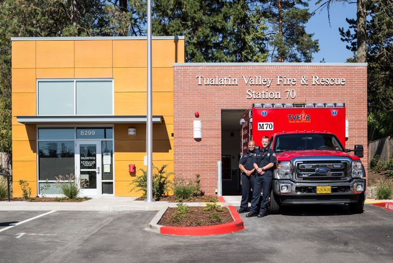 PMG FILE PHOTO - Four candidates are seeking two seats on the Tualatin Valley Fire & Rescue board in May's special election.