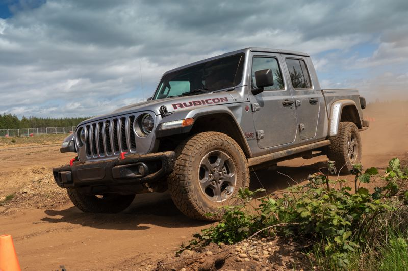 RYAN DOUTHIT, MEDIASPIGOT LLC - The 2020 Jeep Gladiator Rubicon dominated the Mudfest 2019 awards with its extreme off-road 4X4 capabilities and its smooth, quiet on-road manners.