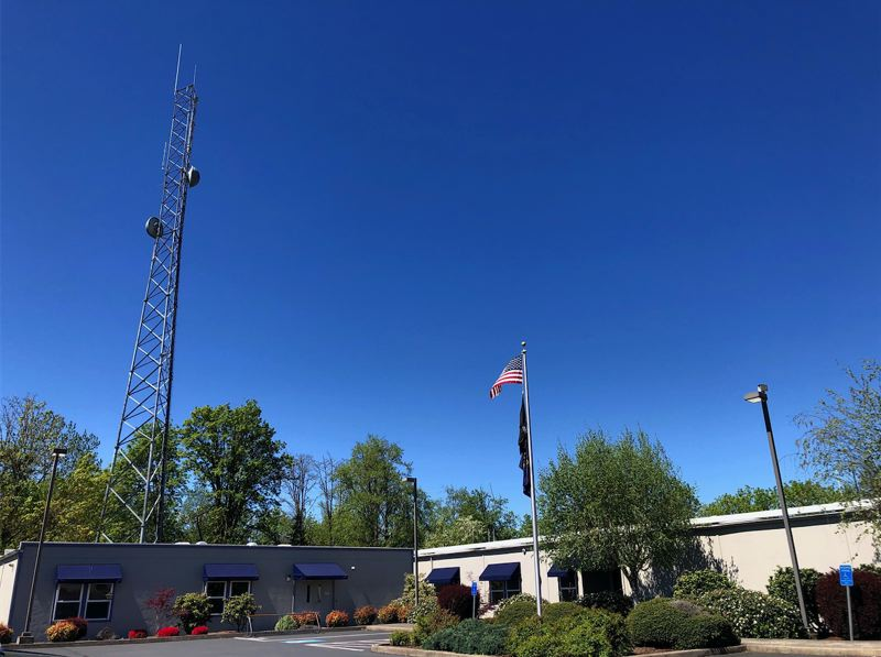 PMG PHOTO: ANNA DEL SAVIO - Emergency response is coordinated out of the Columbia 911 Communications District office in St. Helens. The state recently pulled funding to pay for technology that would redirect callers if the center is evacuated in an emergency.