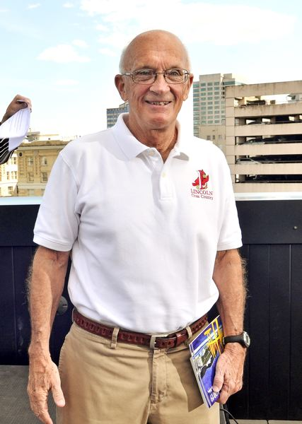 COURTESY: VERN UYETAKE - Former longtime Lincoln High teacher David Bailey will serve as grand marshal in the Starlight Parade, June 1.