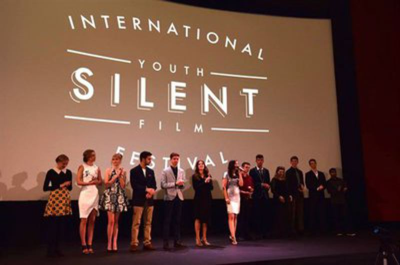 COURTESY: HOLLYWOODTHEATRE.ORG - The International Youth Silent Film Festival takes place May 11 at Hollywood Theatre.