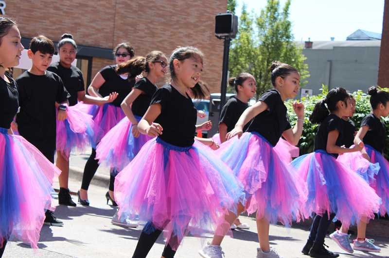 COURTESY PHOTO - Proud to be HSD is a celebration of Hillsboro schools, and will feature several Hillsboro student-musicians and dancers.