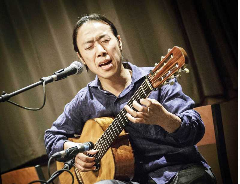 SUBMITTED PHOTO - Hiroya Tsukamato will perform May 17 in the grand ballroom at the CCC.