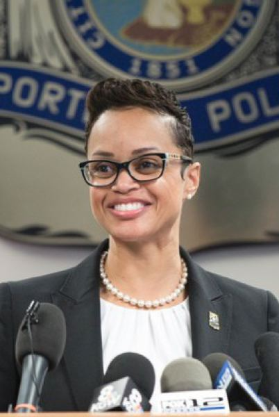 PMG FILE PHOTO - Police Chief Danielle Outlaw