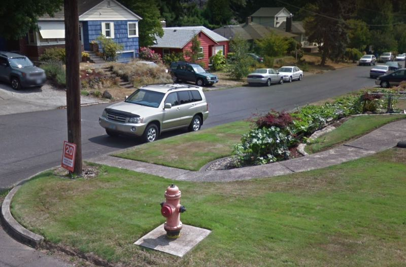 VIA GOOGLE MAPS - The area of the 3600 block of Northeast 90th Avenue in Portland is shown here.