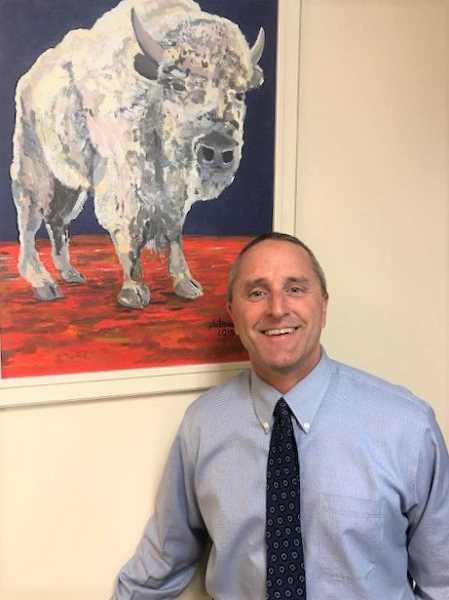 SUBMITTED PHOTO - MHS Assistant Principal Brian Crook has been selected as the school's next principal.